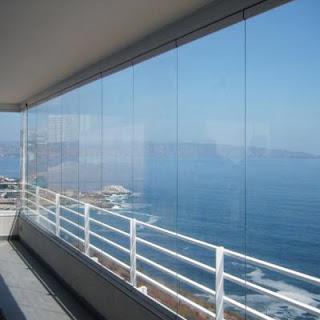Montaje de cortinas sin perfiles