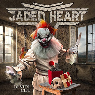 """Το βίντεο των Jaded Heart για το """"Wasteland"""" από το album """"Devil's Gift"""""""