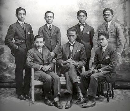 Gambar tokoh-tokoh pergerakan nasional