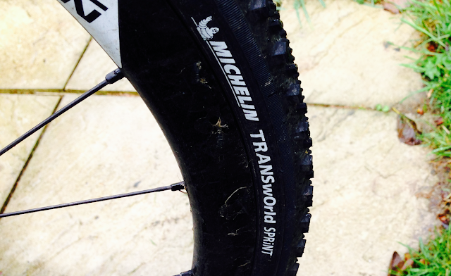 Michelin TransWorld Sprint Tyres Review