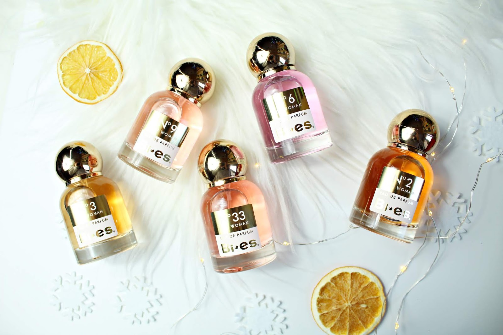Bi-es Numbers Collection – linia perfum inspirowana numerologią