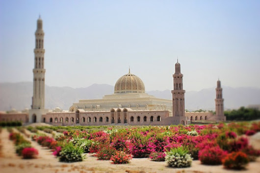 The most beautiful places to visit in Oman