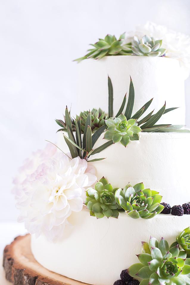 Ideas de tarta para bodas | MVESblog