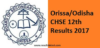 Odisha Inter 2nd Year Result