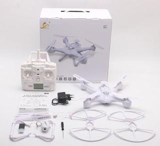 Spesifikasi Drone Xinlin X163F - OmahDrones