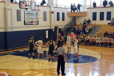 FHS free throw in 1Q