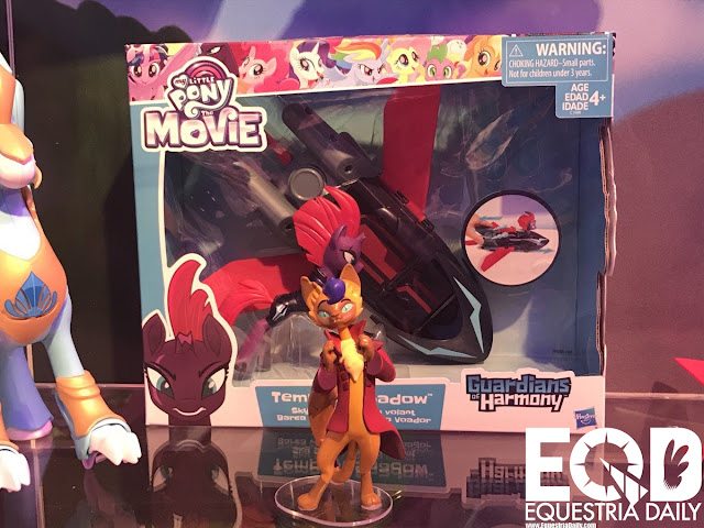 Guardians of Harmony My Little Pony Toy Fair 2017 Capper