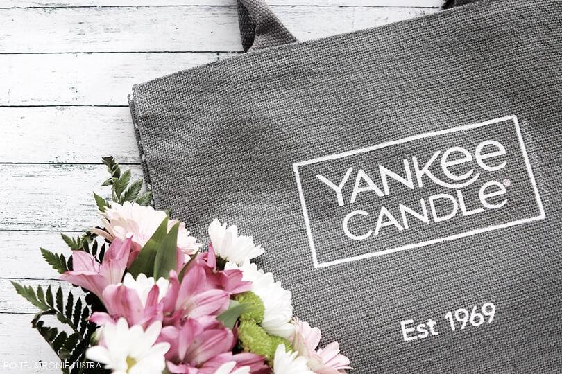 płócienne torba yankee candle