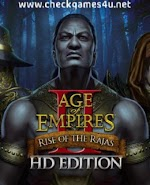 Age of Empire II HD rise of the rajas