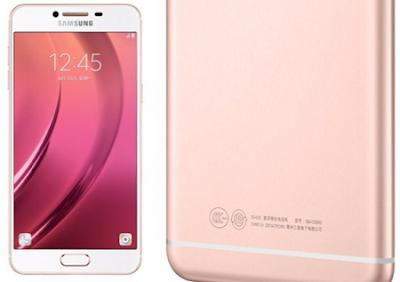 Harga HP Samsung Galaxy C5 Pro terbaru