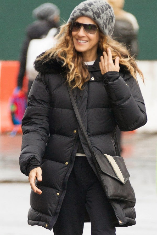 Sarah Jessica Parker Had The Most New York Birthday Ever