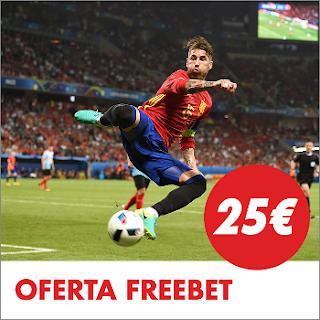 circus promocion España vs Israel 25 euros 24 marzo