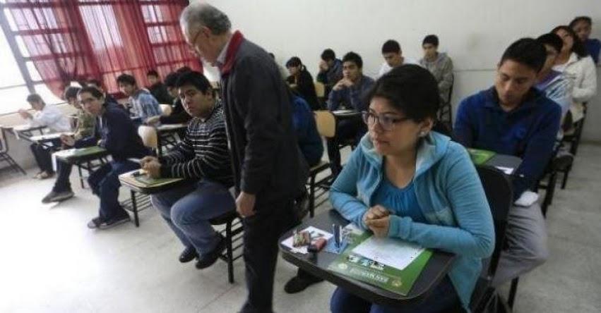 Congreso promulga norma que permite a docentes enseñar hasta los 75 años (LEY Nº 30697)