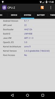 CPU-Z screenshot 2