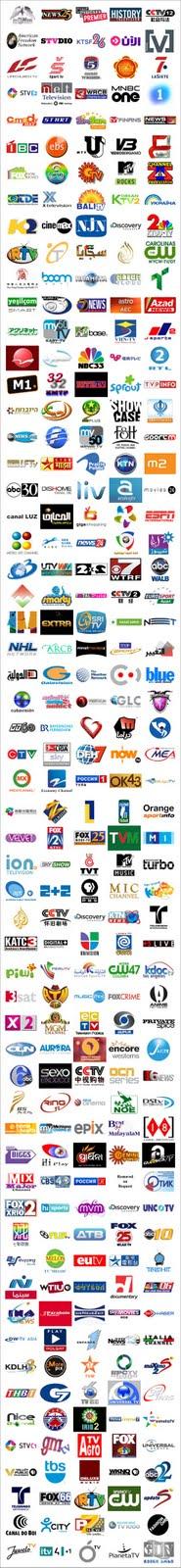 logos, tv, logotipos