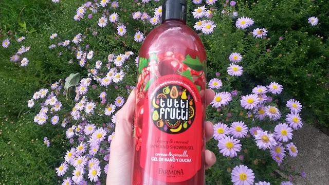 tutti frutti gel za tuširanje