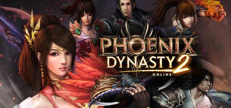 Phoenix Dynasty 2 la revelación de los juegos mmorpg del 2018 en steam!
