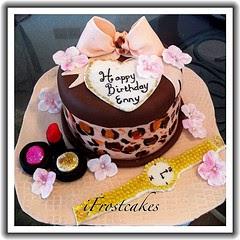 Indonesian Birthday Cake