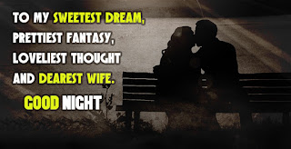 Good Night Images for Husband & Wife with Quotes