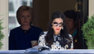 Huma Abedin's Overlapping Jobs Renew Focus on Clinton Conflicts