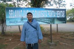 Singgah Sebentar di Pantai Bentar Probolinggo