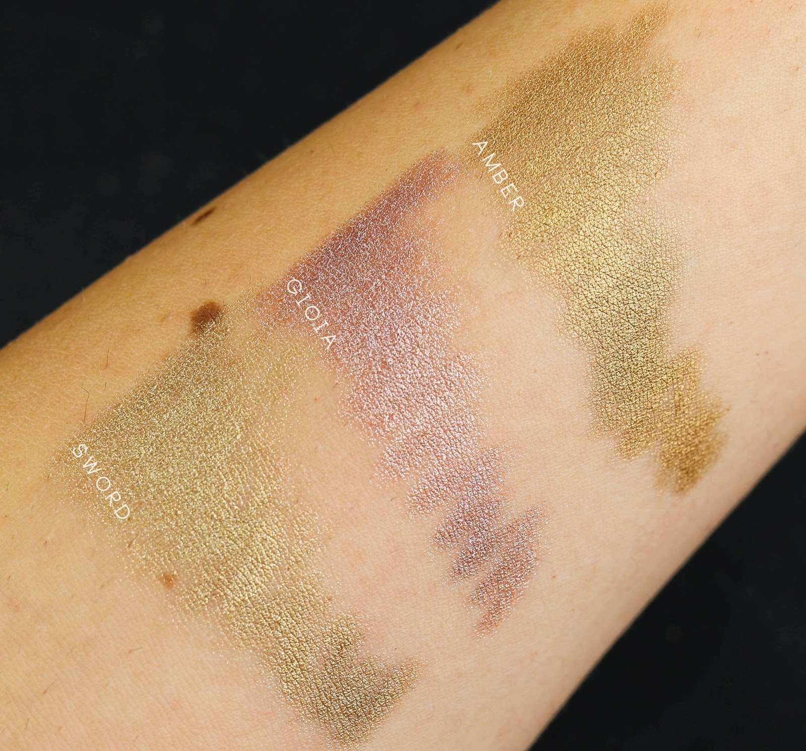 Neve Neogothic Sword swatch review