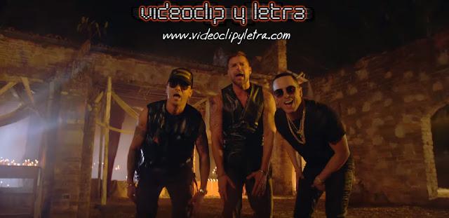 Ricky Martin feat Wisin & Yandel - Fiebre