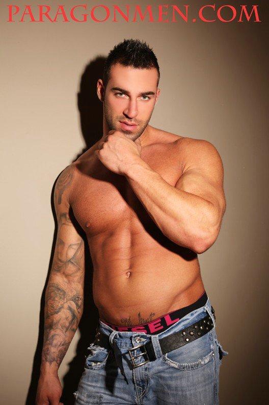 Daily Bodybuilding Motivation: Steve Cook- Male Fitness Model