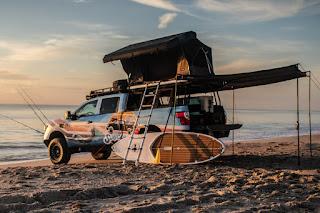 Nissan Titan XD Surfcamp Crew Cab (2018) Rear Side