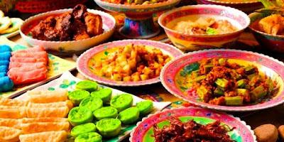 Tempat makan sedap di melaka