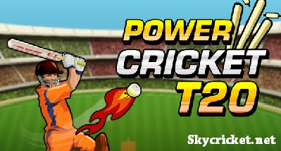Play Power cricket T20 game