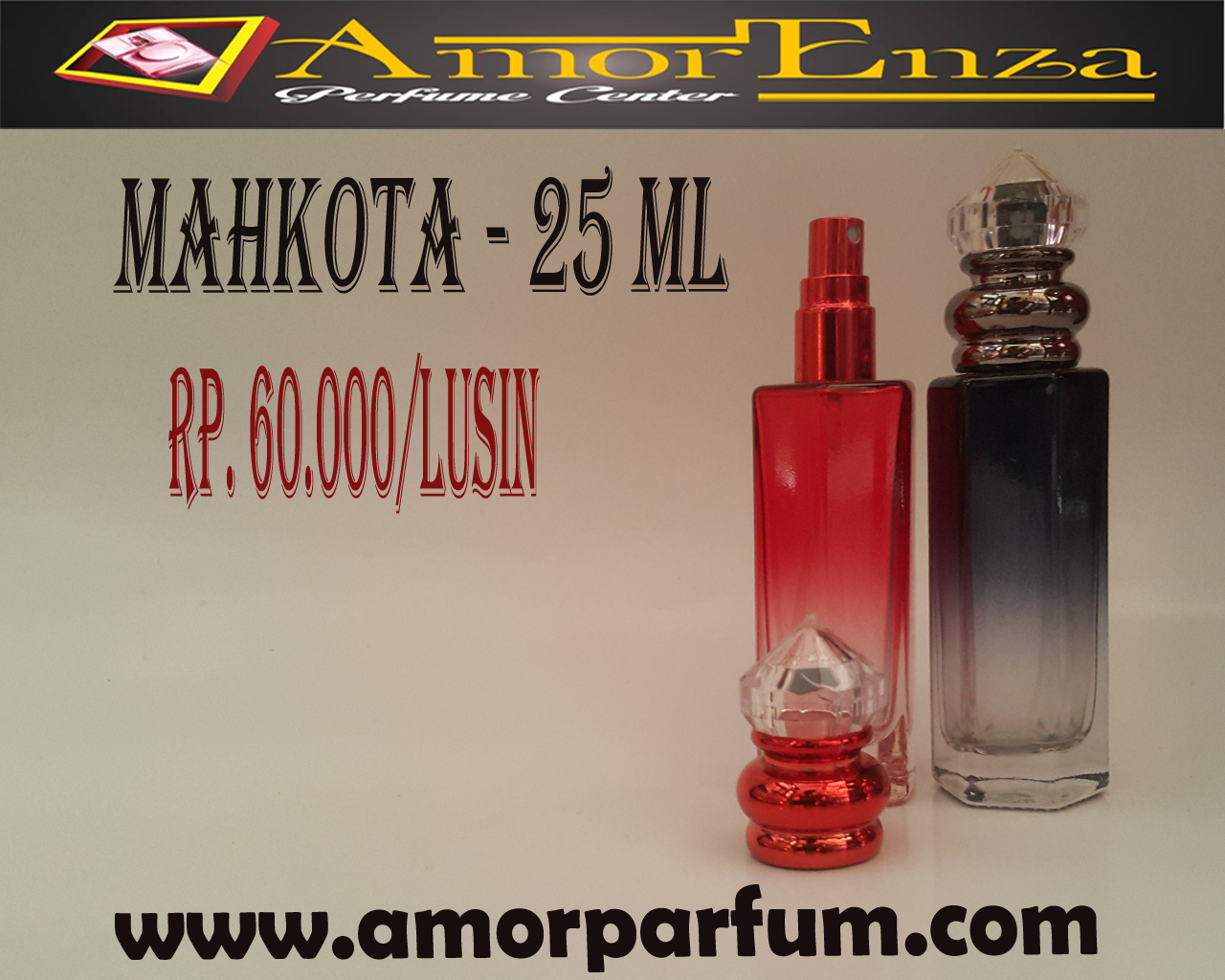 Jual Aneka Botol Parfum Cantik  Unik  Distributor Bibit