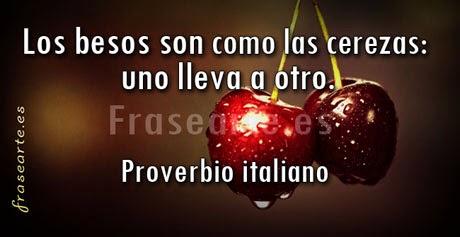 Frases de amor - Proverbio italiano