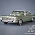 Chevrolet Impala 1:43 Spark