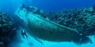 Setelah menghilang selama 90 tahun di laut segita bermuda kembali muncul