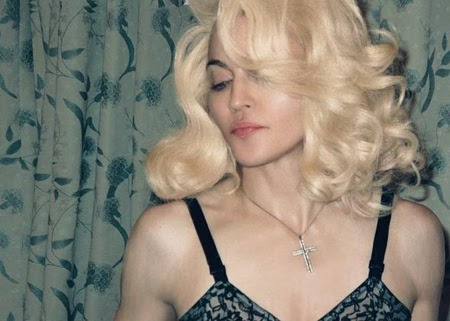 Madonna's Sexy Photographs