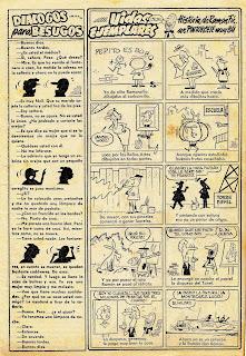 Primera página con Vidas Ejemplares, El DDT nº 324