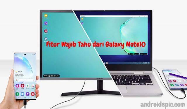 Trik Fitur Samsung Galaxy Note 10 yang Wajib Kamu Tahu | Hidden Features | Android Epic