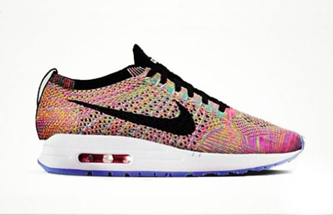 Nike Flyknit Air Max 1  ea737dcfd3