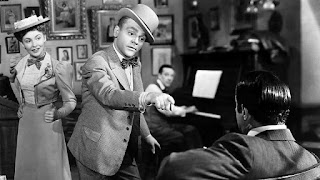 James Cagney, Joan Leslie - Yanqui Dandy (1942) Yankee Doodle Dandy