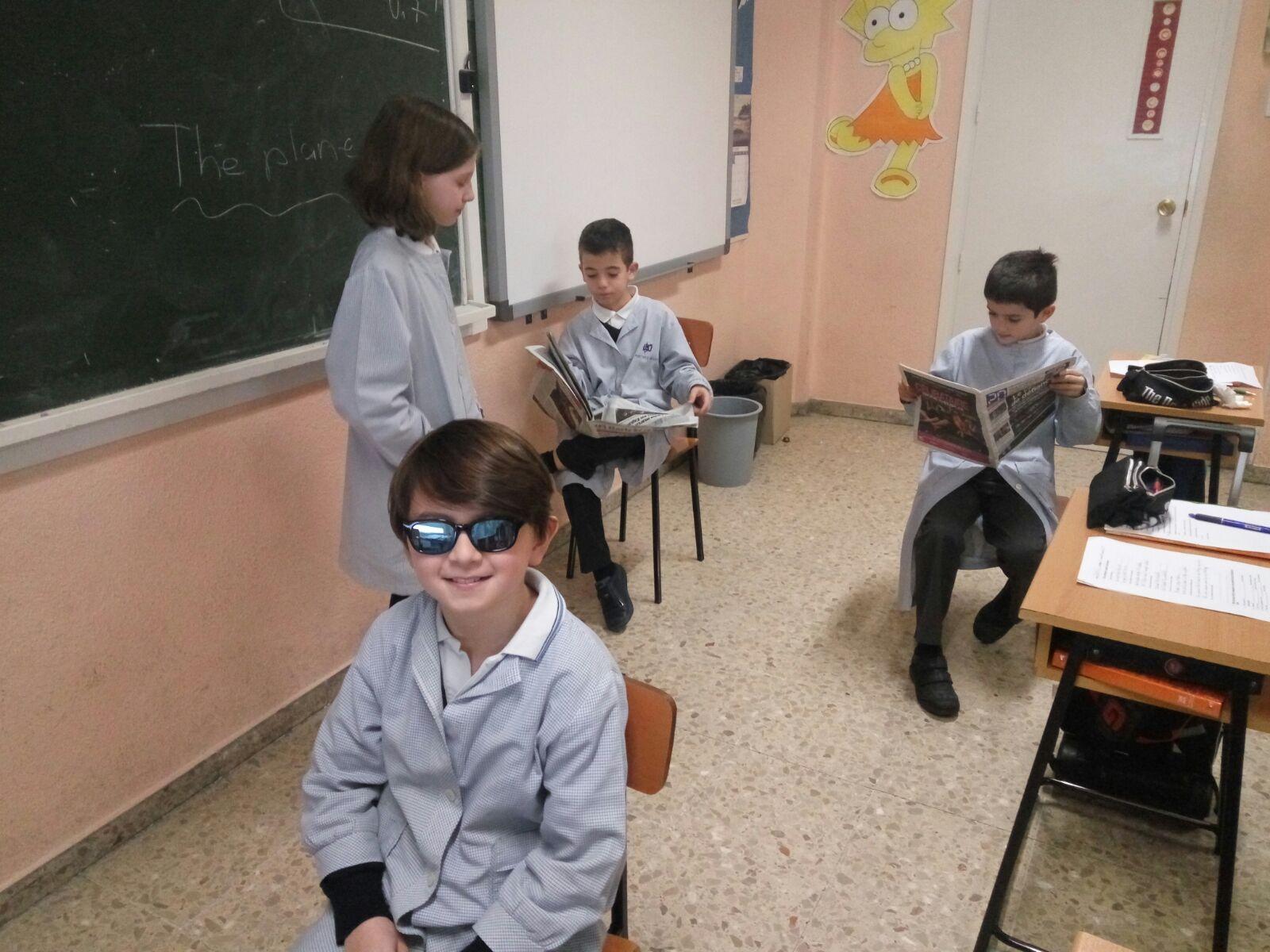 Agustinas Valladolid 2017 - Primaria 4 - English Grammar 3