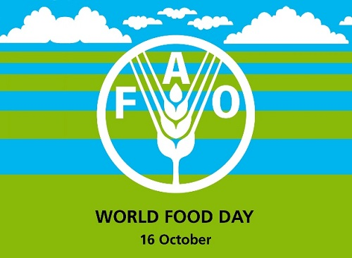 Παγκόσμια Ημέρα Διατροφής