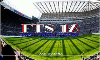 FTS 16 by Hisyam Apk + Data Obb
