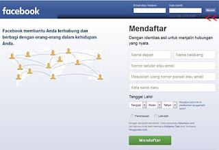 mengembalikan akun Facebook yang hilang
