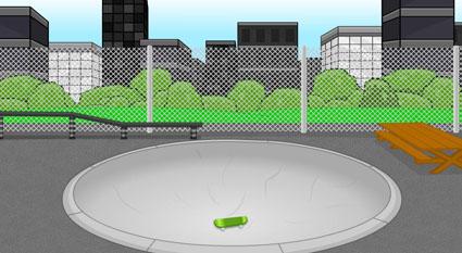 Hooda Escape: Skate Park