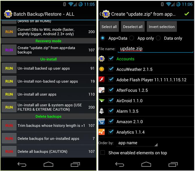 Image result for Titanium Backup Pro Apk: