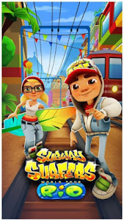Game Subway Surfers: Rio v1.59.1 APK Mod Money Coins
