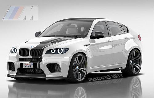 Cars Dat Com Bmw X6 M White