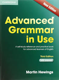 Advanced Grammar in Use edition 2013