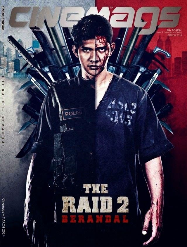 The Raid 2 (2014) Dual Audio 480p 400mb BluRay x264 [Hindi – English] ESubs